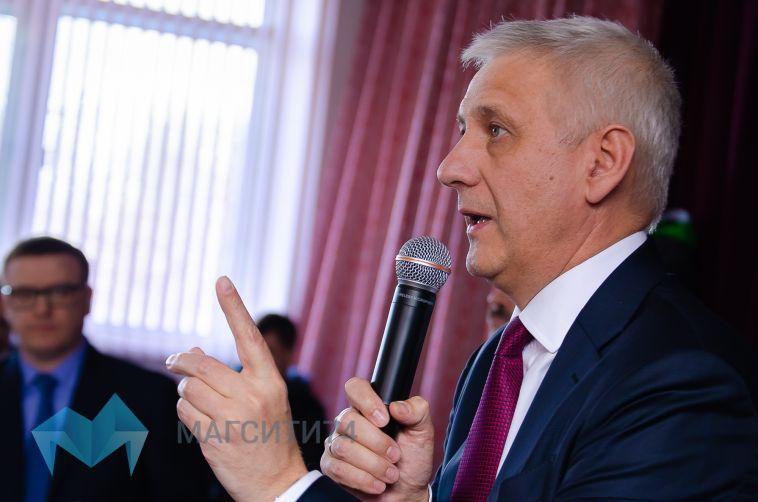 Глава города и вице-губернатор Челябинской области провели личный прием