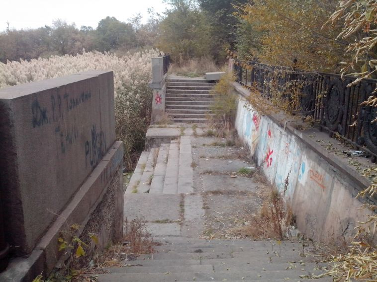 Набережную реки Урал ждёт ремонт