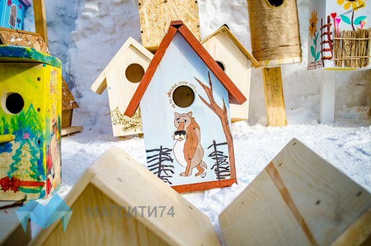 В Магнитогорске подвели итоги акции «Птичье новоселье»
