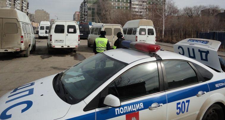 В Магнитогорске неисправную маршрутку сняли прямо с рейса