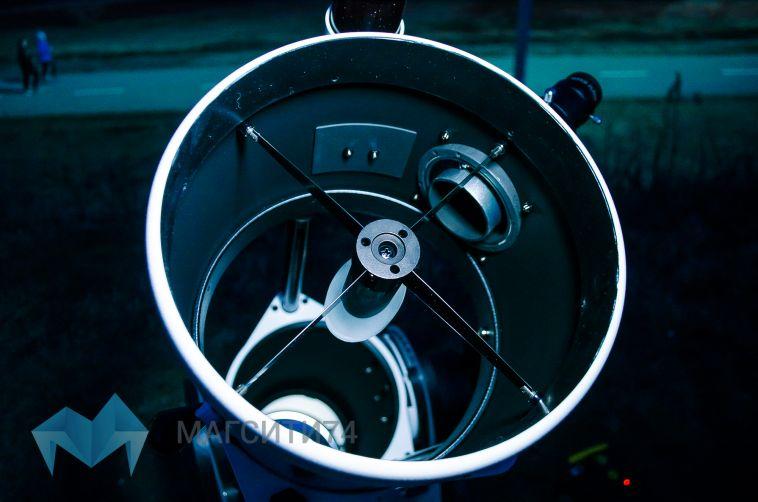 Звезды станут ближе: в  Экологическом парке установят мощный телескоп