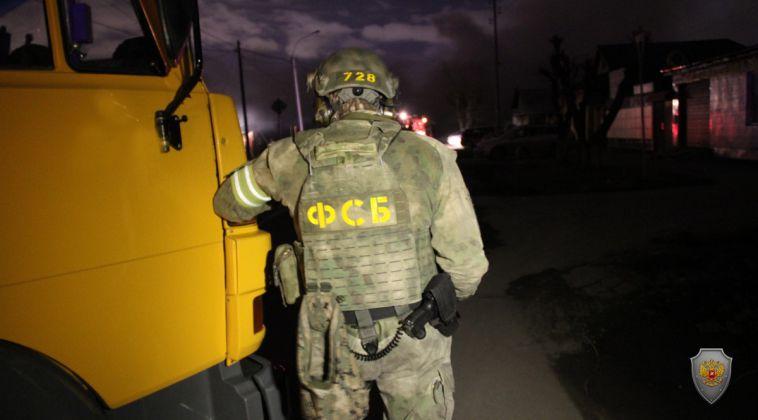 В Тюмени ликвидировали террористическую ячейку