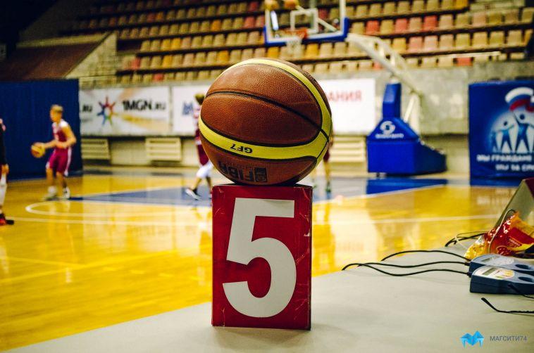 Магнитогорские баскетболисты одержали победу над принципиальным соперником