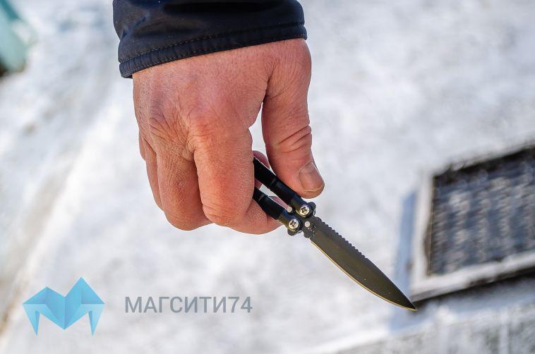 На Грязнова уроженец Башкирии напал с ножом на незнакомца