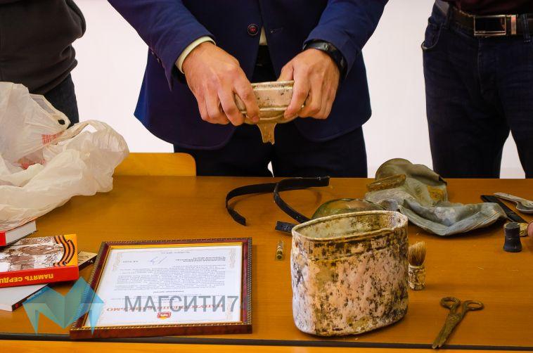 Магнитогорские поисковики вернулись с «Вахты памяти»