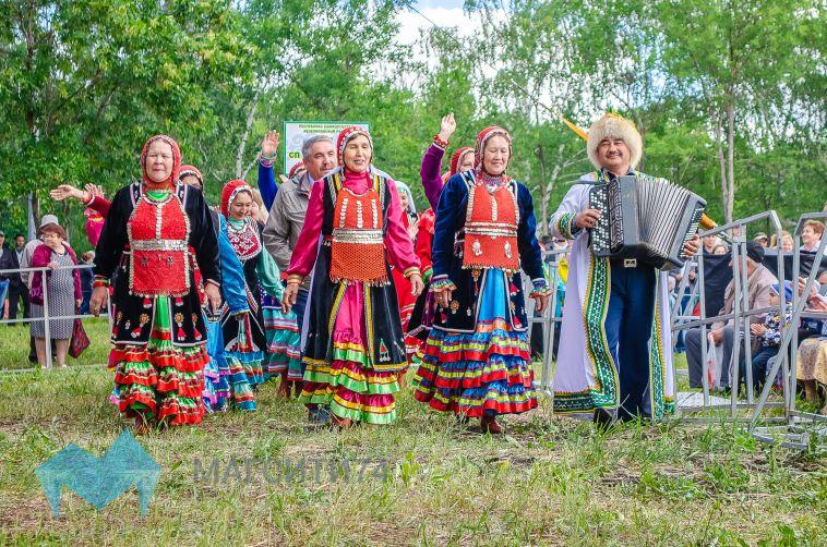 В Магнитогорске широко отпраздновали Сабантуй