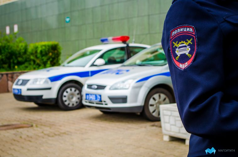 ГИБДД разыскивает очевидцев ДТП с участием светловолосой автоледи