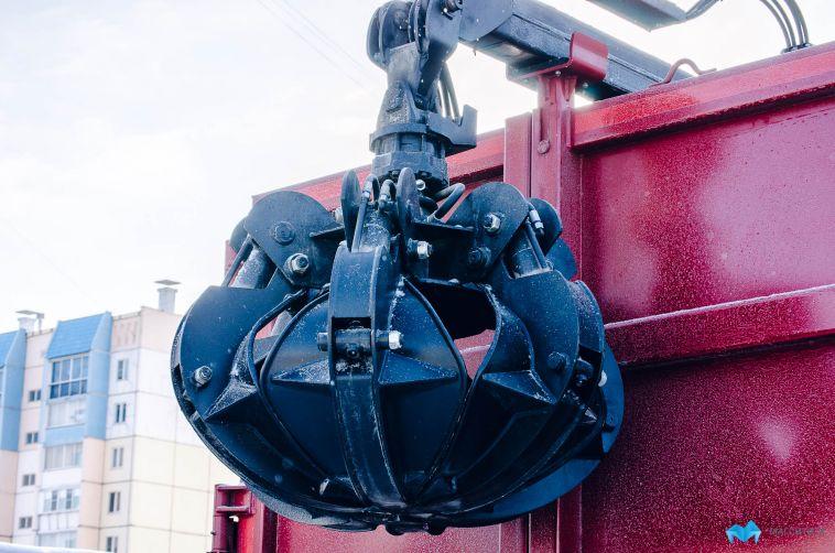 Магнитогорские автолюбители мешают вывозу ТКО