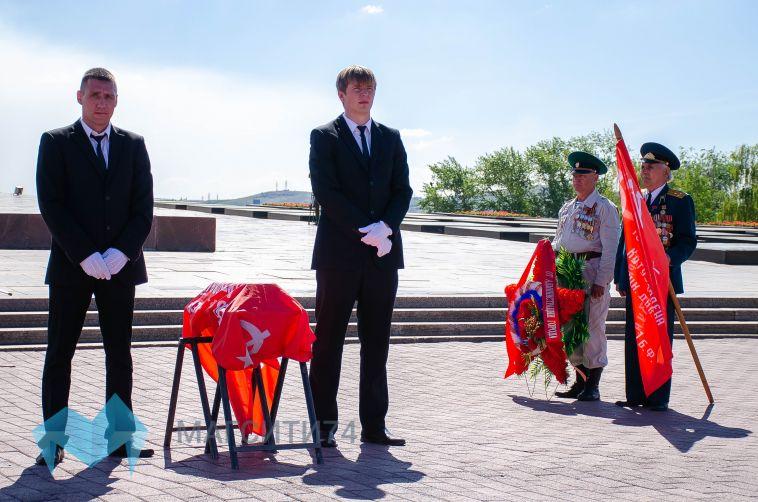 Останки павшего в бою 76 лет назад солдата вернули на родину