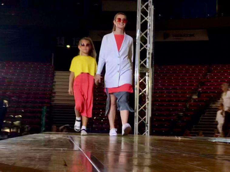 В Магнитогорске прошел модный фестиваль «Половодье»