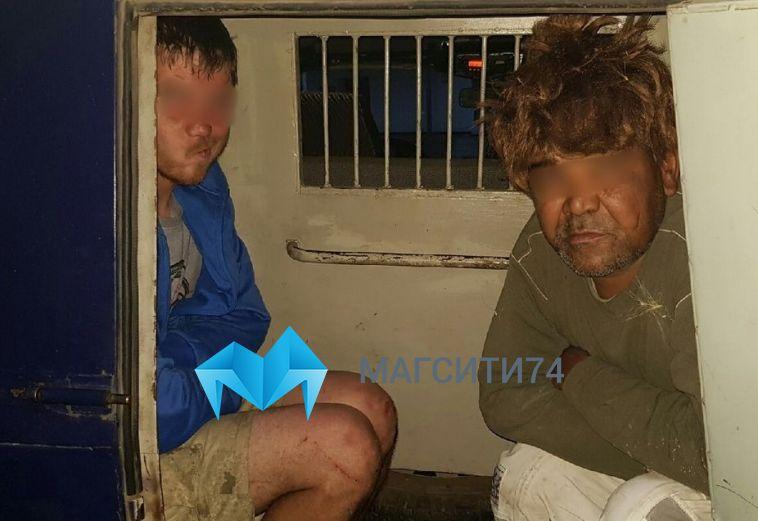Двух мужчин поймали на краже дезодорантов