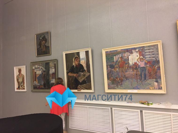 В Магнитогорской картинной галерее откроют двойную выставку