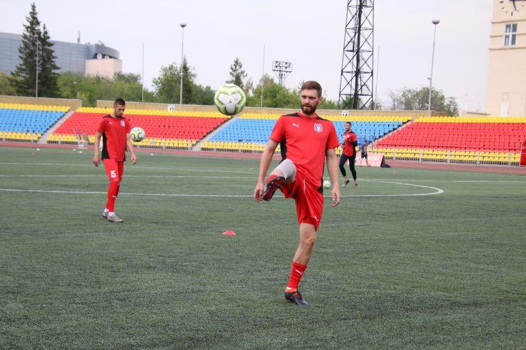 Сергей Петухов: «Если бы использовали свои моменты в первые двадцать минут, игра сложилась бы спокойнее»