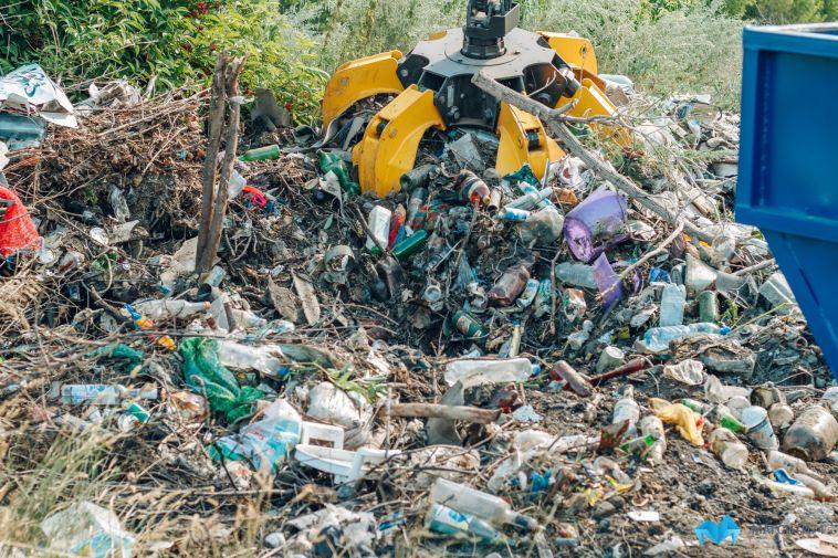 Пять тысяч тонн мусора вывезли за год с несанкционированных свалок Магнитогорска
