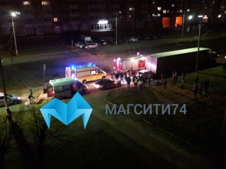 Сотрудники ГИБДД ищут свидетелей аварии на Тевосяна