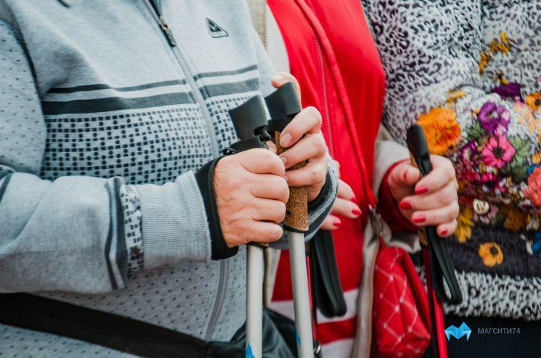 В Магнитогорске организовали соревнования для тех, кому за пятьдесят