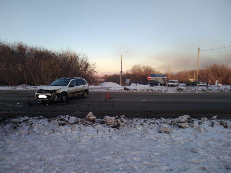 Неуступчивые водители устроили две аварии в Магнитогорске