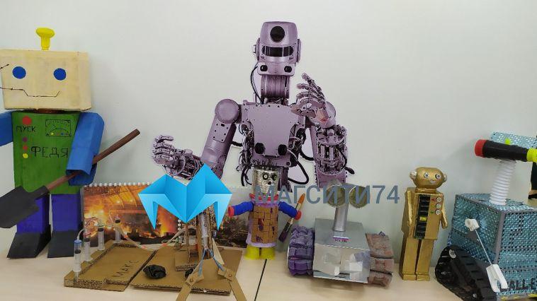 В детском саду №70 отметили День информатики танцами с роботом