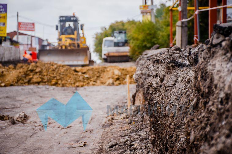 ВМагнитогорске отремонтируют дороги на300 миллионов рублей