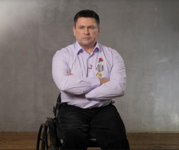 Житель Магнитогорска принял участие во всероссийском фотопроекте Героев России