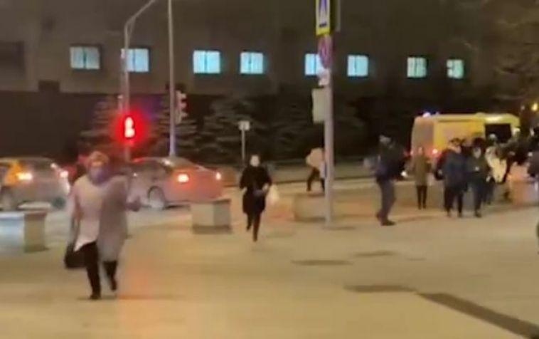Штурм на Лубянке: неизвестный открыл стрельбу в центре Москвы