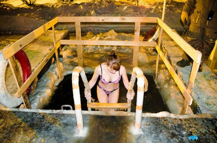 В Магнитогорске готовятся к празднованию Крещения