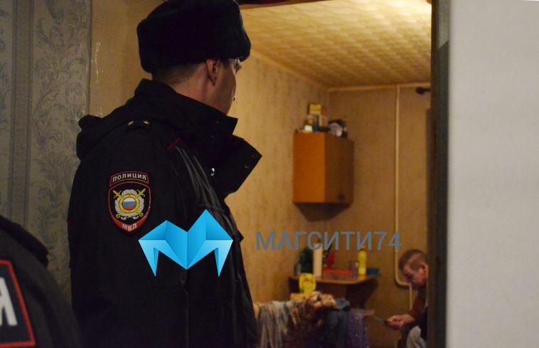 Полиция навестила жильцов коммуналки на Бехтерева