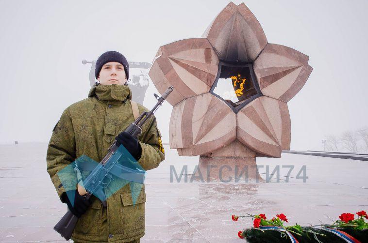 «Памяти павших - во имя живых»: в Магнитогорске почтили память героев Афганской войны