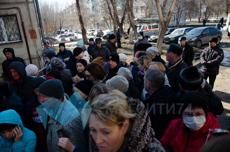 Жильцы пострадавшего дома в Магнитогорске вернулись в свои квартиры
