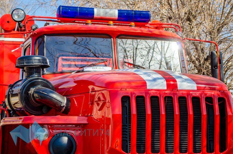 Садовый домик и мангальная зона сгорели в Магнитогорске в эти выходные