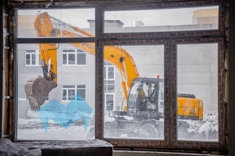 ВМагнитогорске вэтом году подготовят проект новой самой большой школы