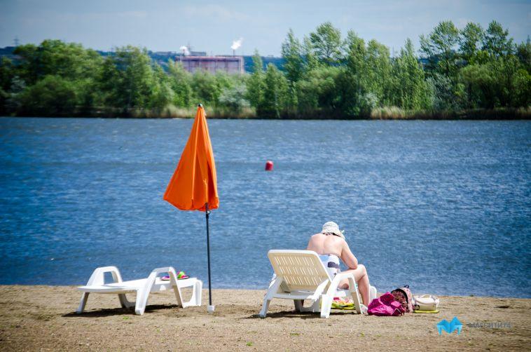 В Магнитогорске подготовили три пляжа к купальному сезону