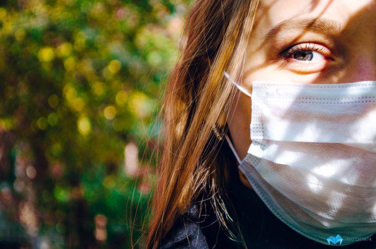 Челябинская область установила новый рекорд по числу заболевших COVID-19