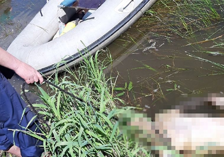 Магнитогорские спасатели нашли тело утонувшего мужчины в 60 метрах от берега