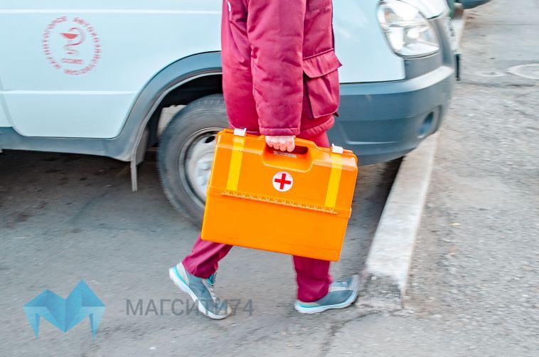 Магнитогорскую школьницу, получившую удар током, перевезли вЧелябинск