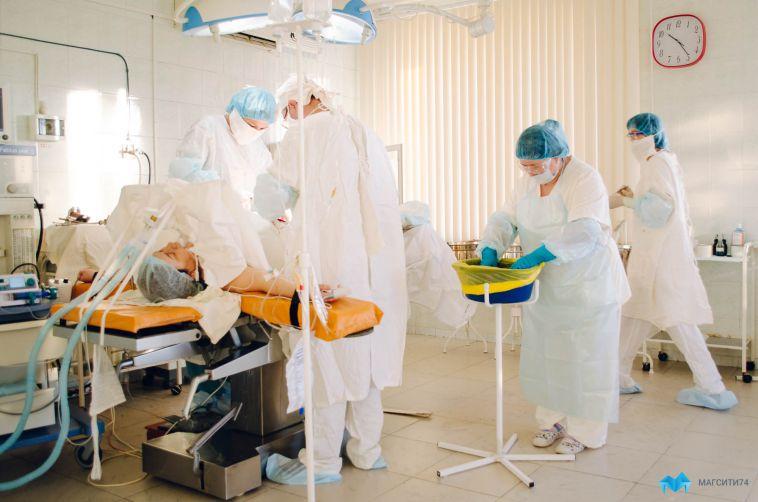 Больницы Челябинской области возвращаются кпрежнему режиму работы