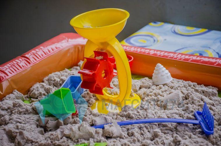 Песок для куличиков привезут по запросу: куда обращаться?
