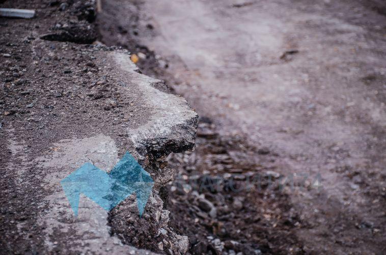 Администрация продолжает принимать заявки на устранение дорожных ям