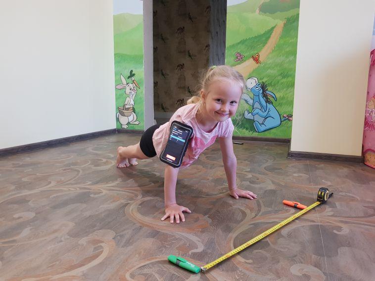 Пятилетняя жительница Магнитогорска вновь установила рекорд