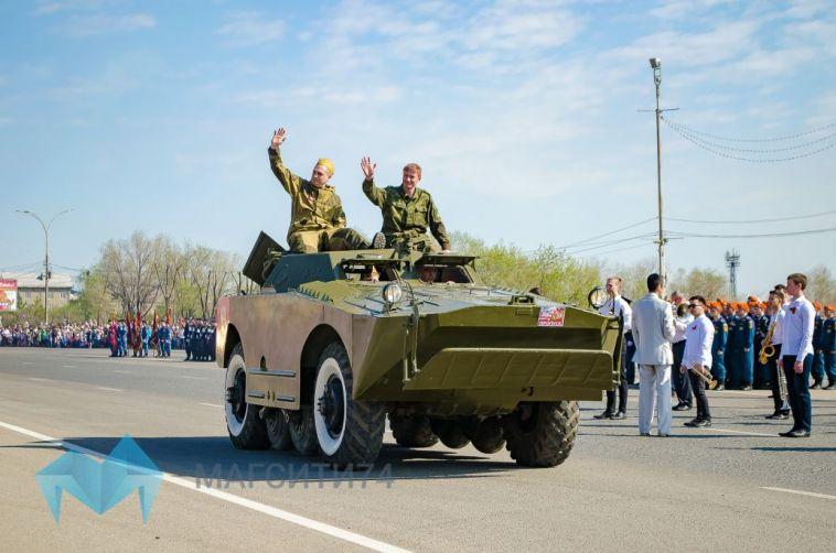 Стало известно, пройдёт ли Парад Победы в Магнитогорске