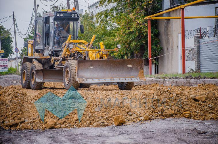 В Магнитогорске закрыли несколько участков дорог