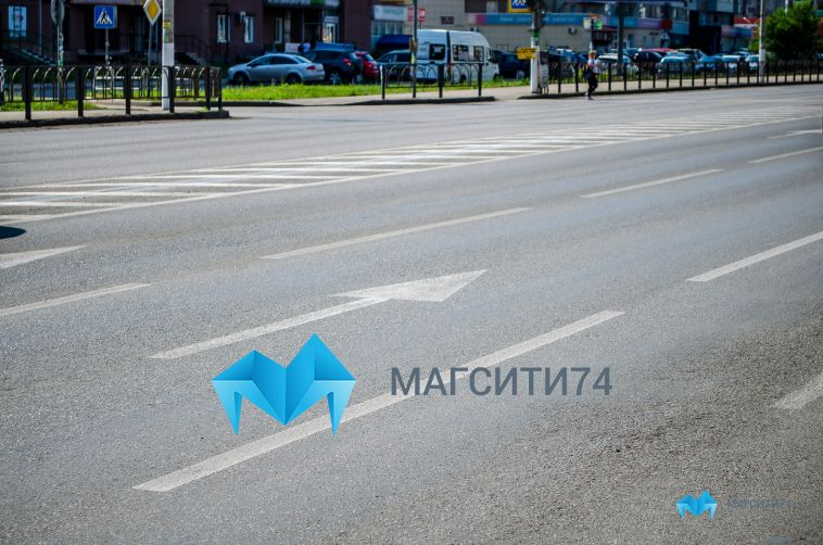 580 миллионов рублей потратят насодержание дорог Магнитки
