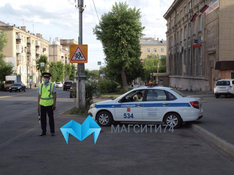 На дорогах Магнитогорска будут ловить нетрезвых водителей