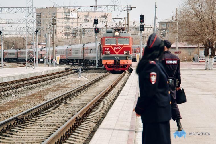 Недалеко от Магнитогорска поезд насмерть сбил пожилого мужчину