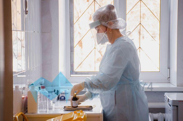 Число пневмоний в Магнитогорске выросло в 10 раз
