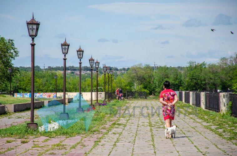 В Магнитогорске составили список мест для благоустройства в следующем году
