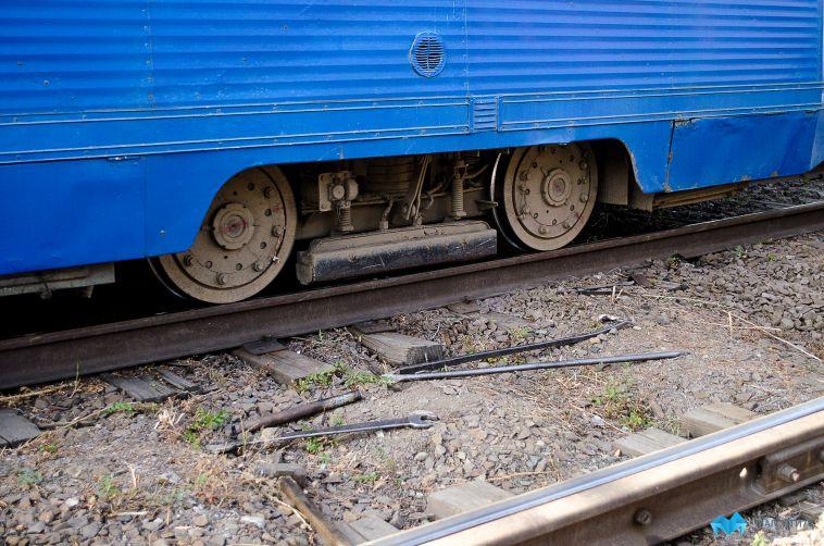 Пожилая женщина оказалась прижата дверью трамвая в Магнитогорске