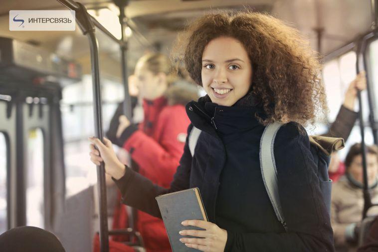 «Умный ключ» к новым знаниям: транспортная карта «Интерсвязь» позволит учащимся с комфортом добираться до учебы