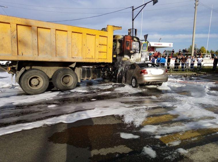«Спешили домой, чтобы спасти сына»: подробности аварии вМагнитогорске стремя погибшими
