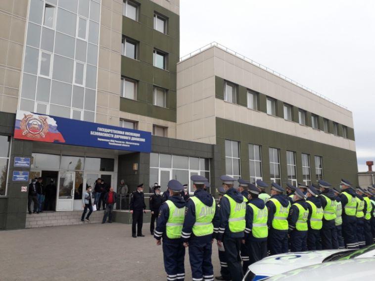 За день в Магнитогорске областной экипаж ДПС выявил свыше 190 нарушений